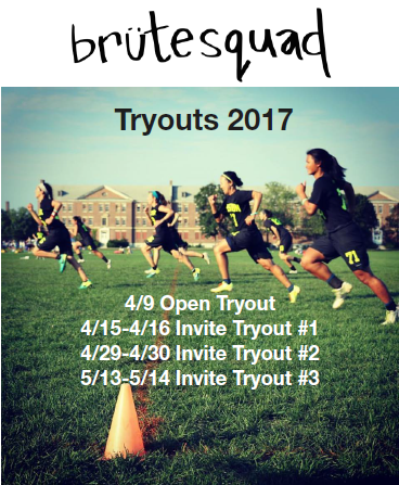 brute tryouts