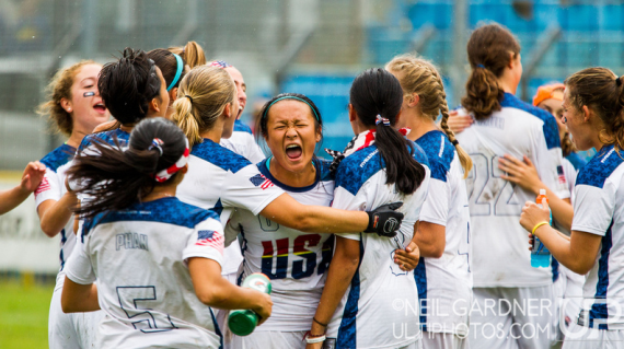 Angela Zhu #17 is FIRED UP during finals.